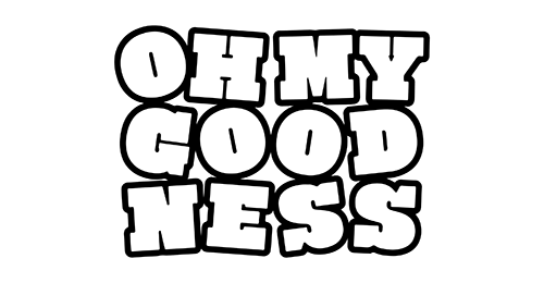 Oh My Goodness -logo